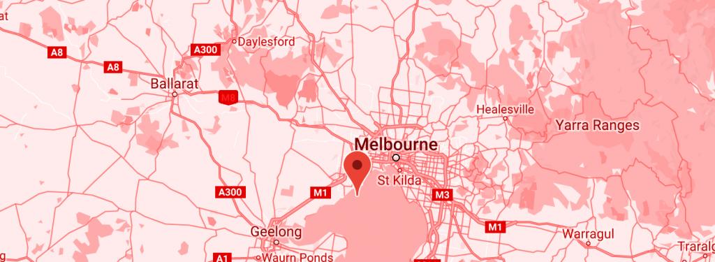 SSM Coverage Map
